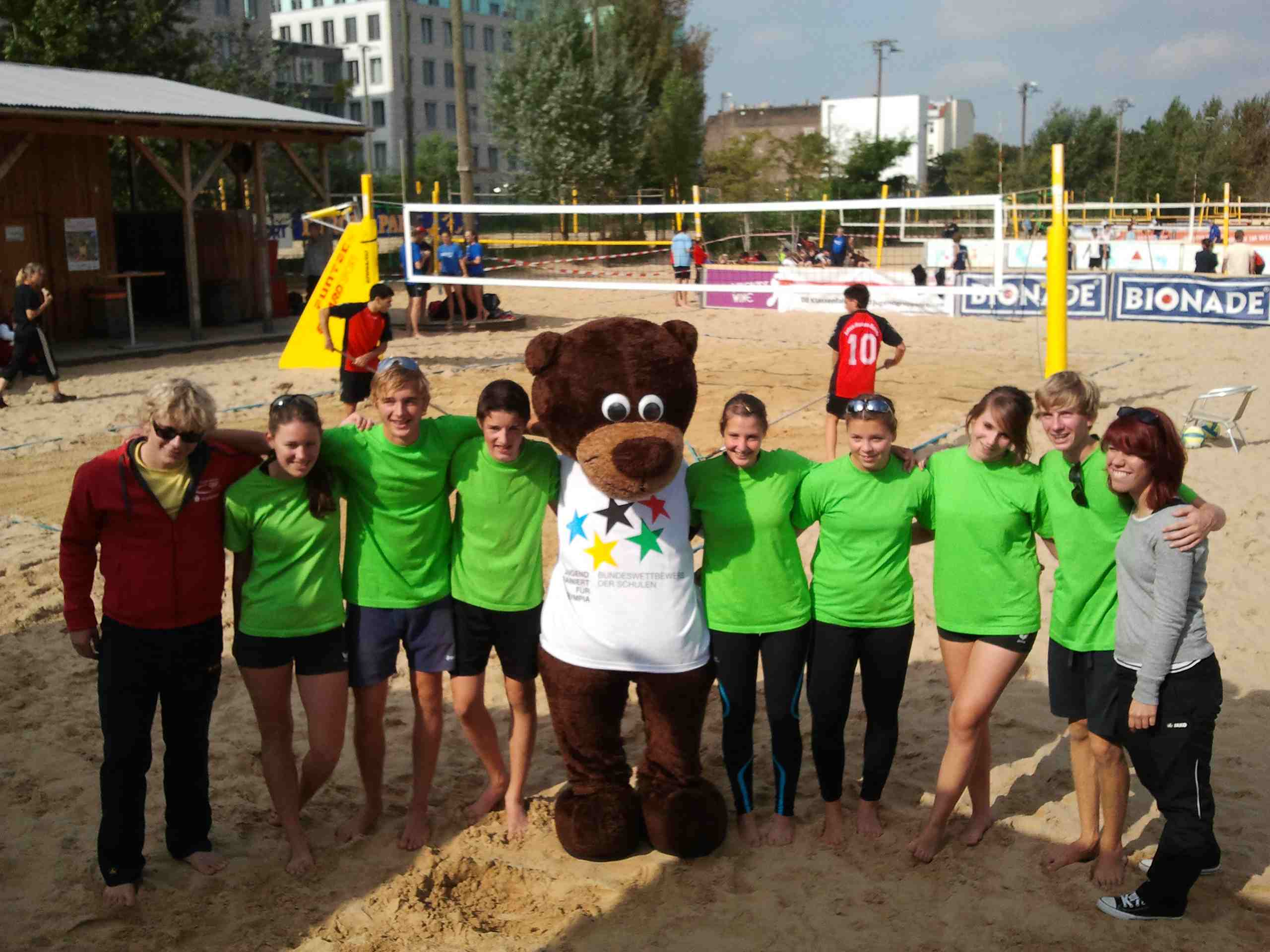 Beachvolleyball-Bundesfinale 2011-27