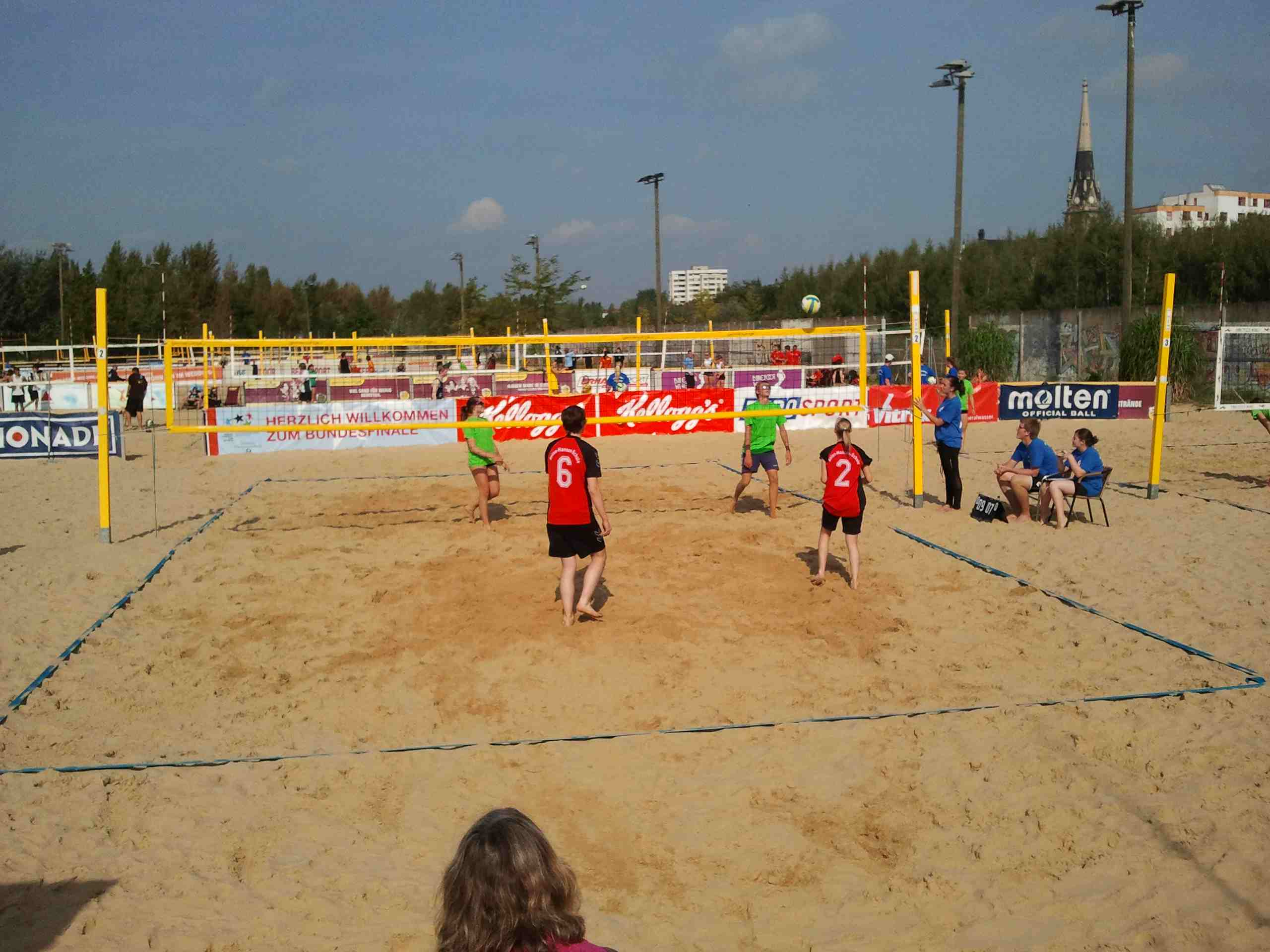 Beachvolleyball-Bundesfinale 2011-34