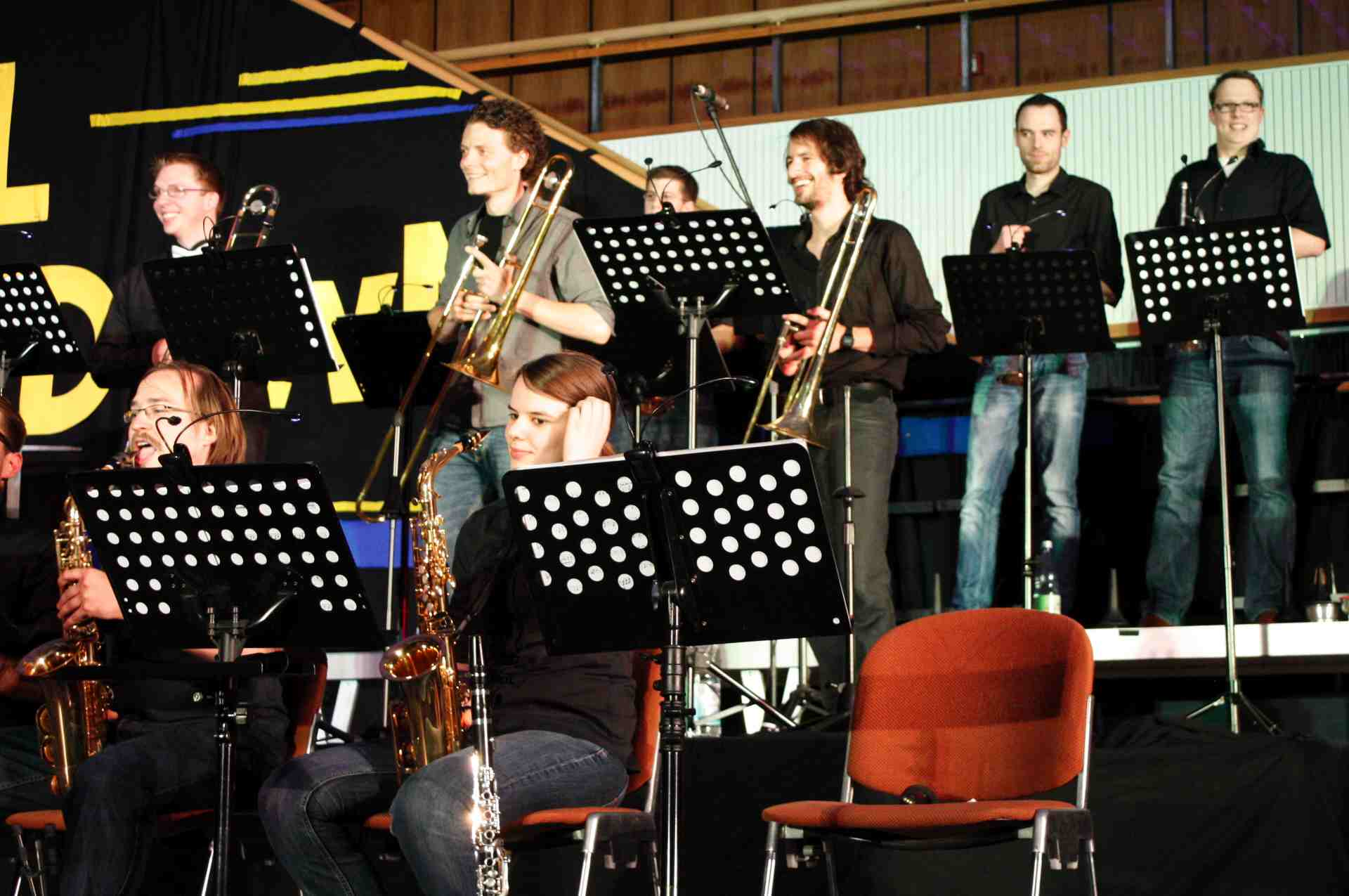 Big Band Konzert 2012 - 08