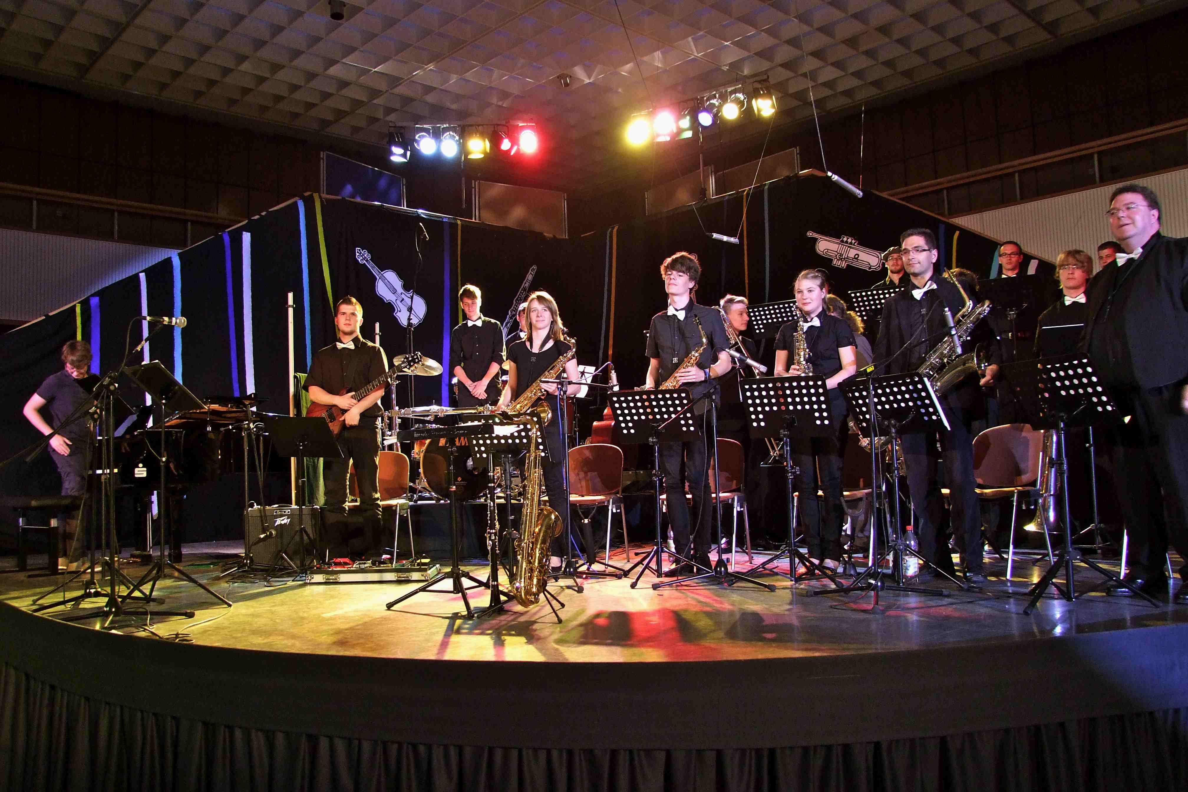 Big Band-Konzert 2013-14 - 14
