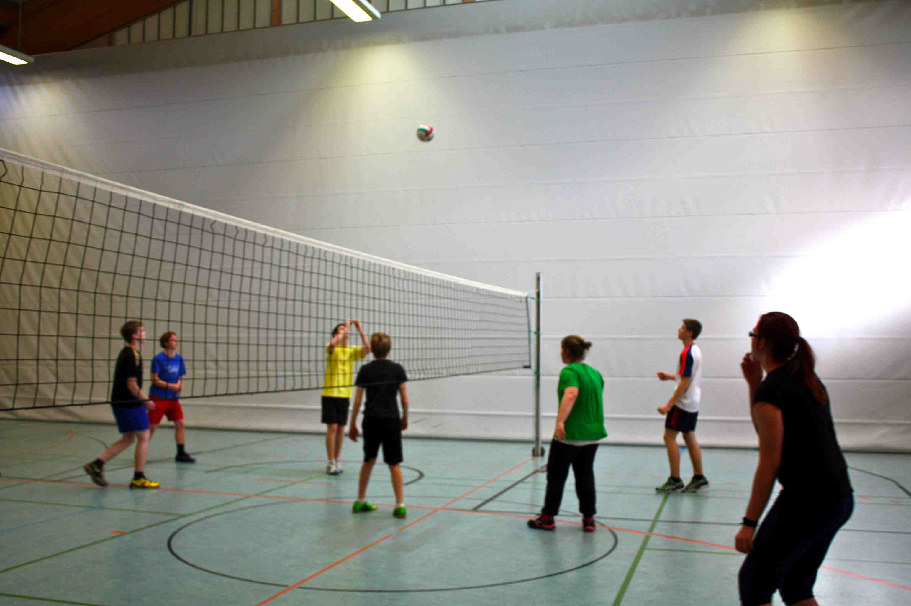 Volleyball-AG