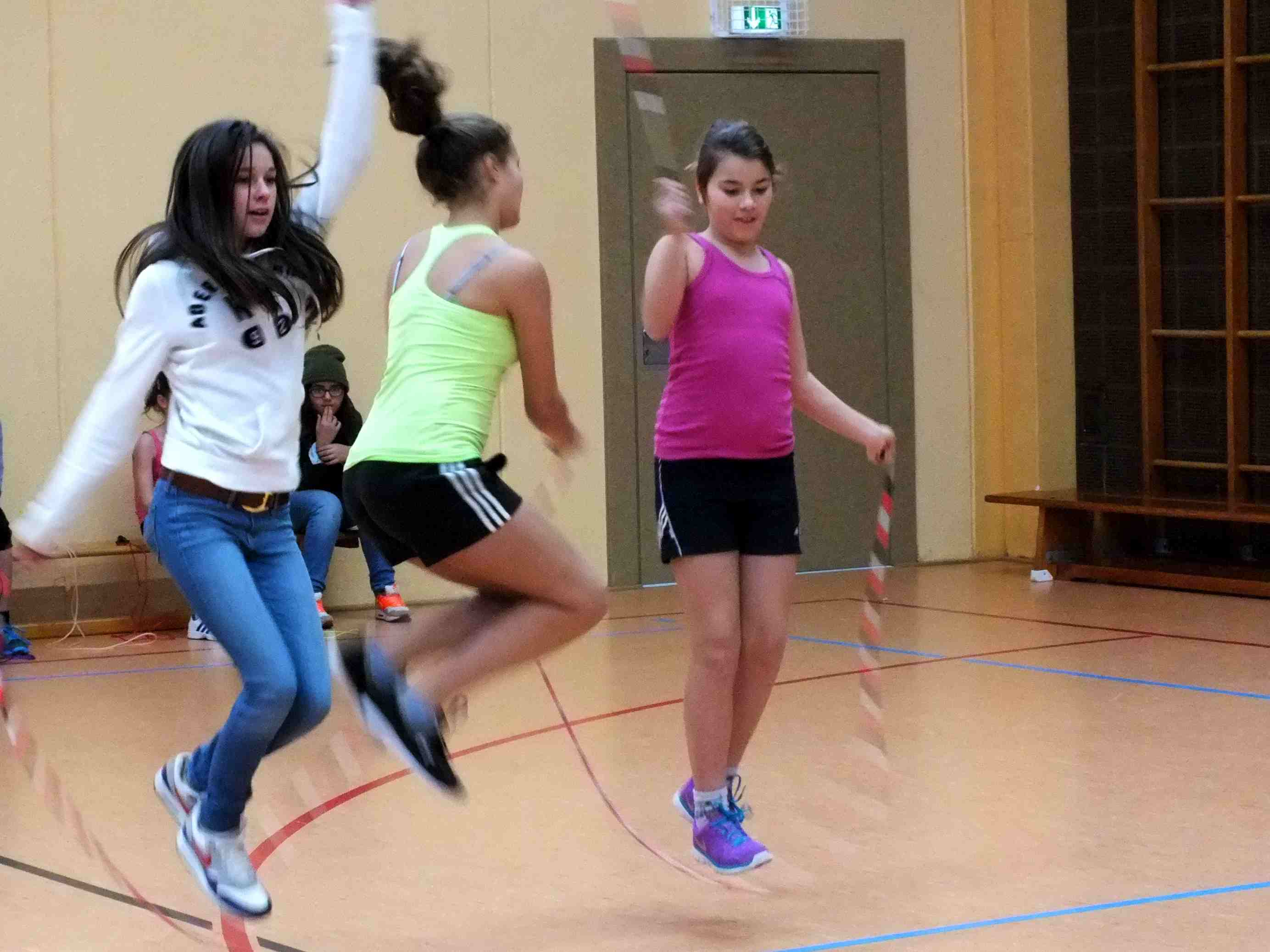 Rope Skipping AG