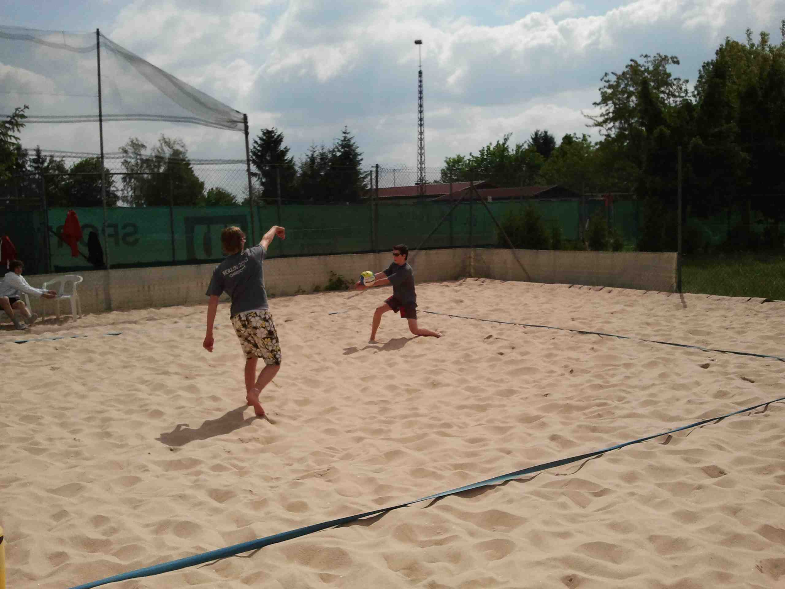 Beachvolleyball 04.05.2011 - 03