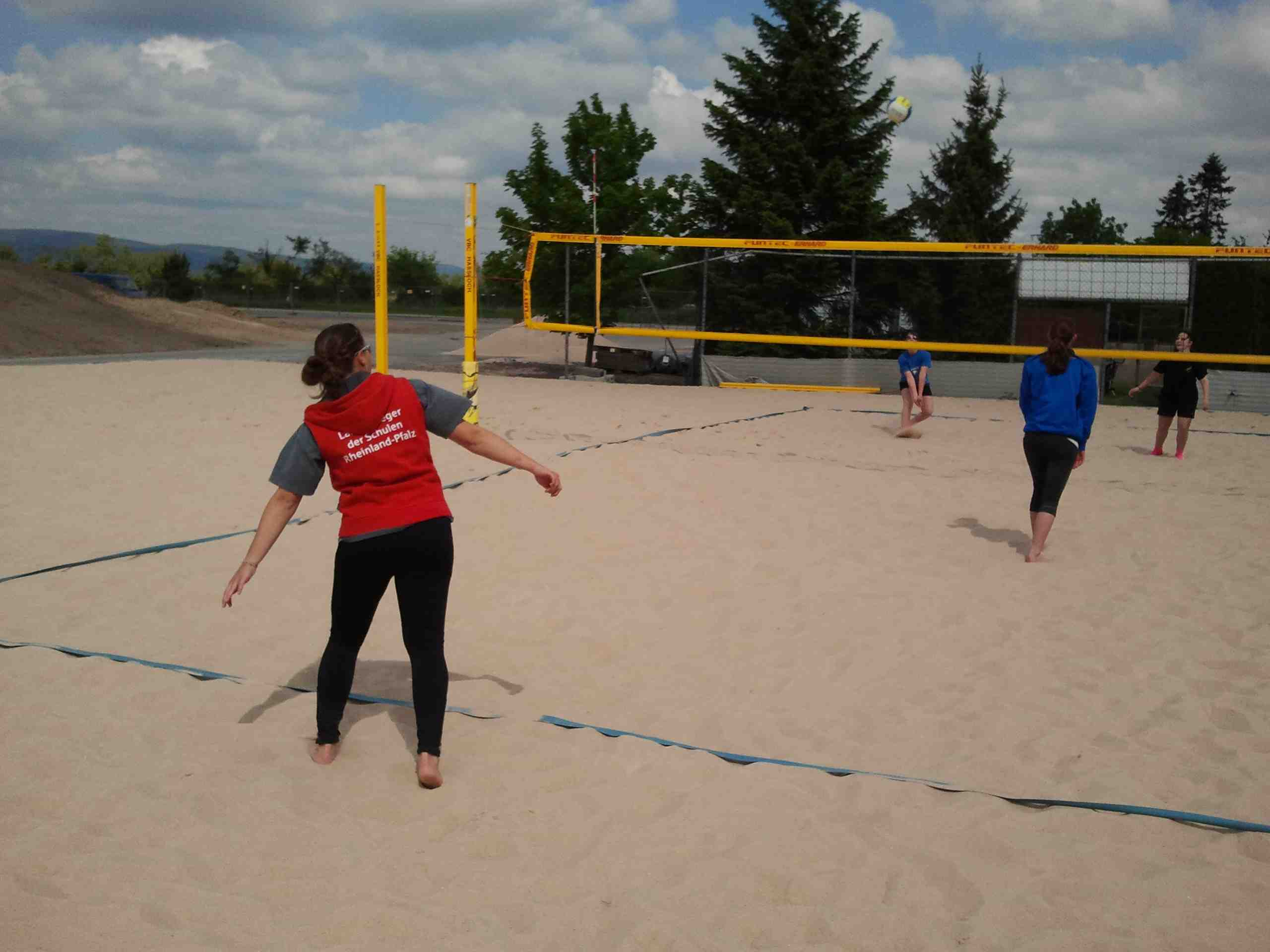 Beachvolleyball 04.05.2011 - 04