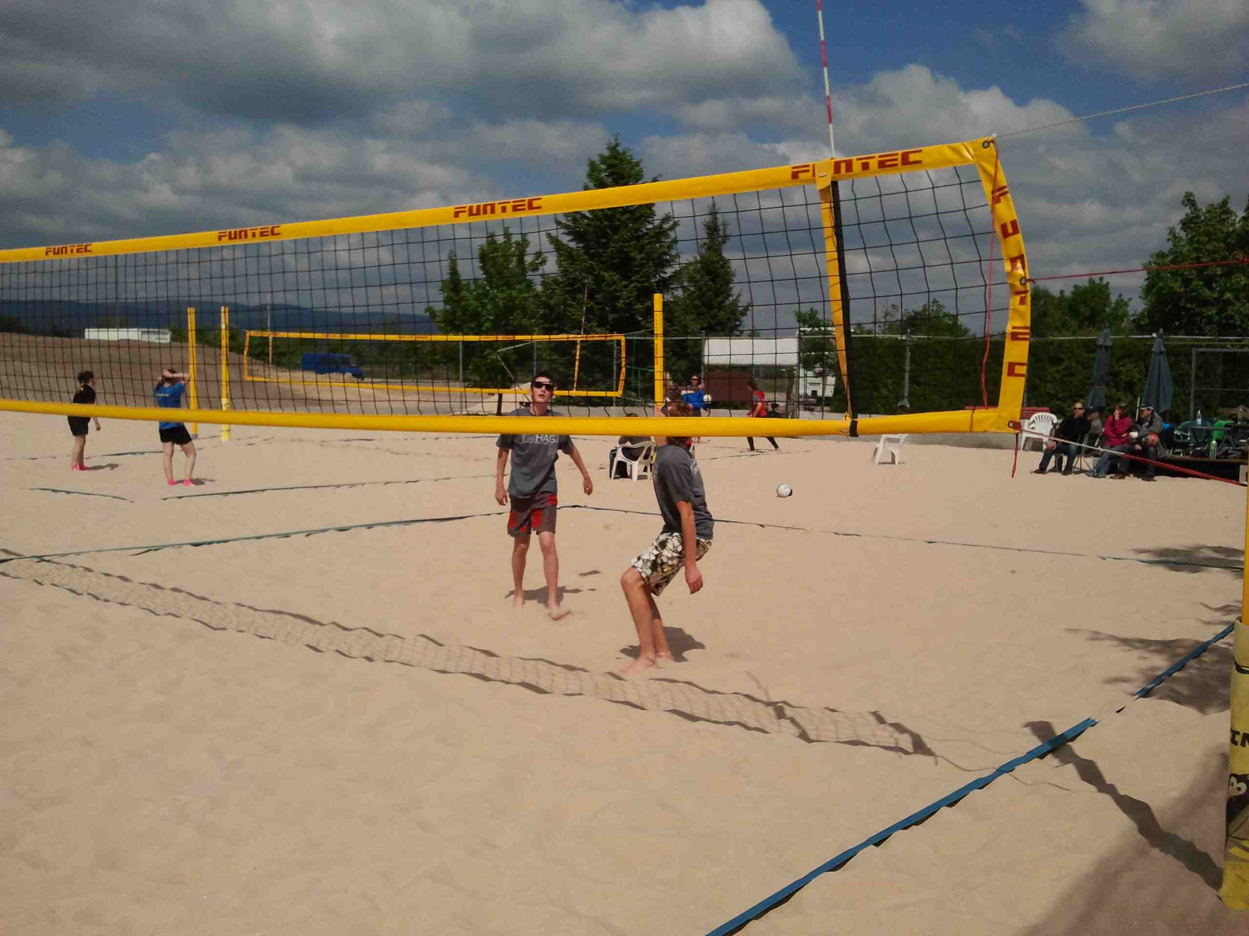 Beachvolleyball 04.05.2011 - 05