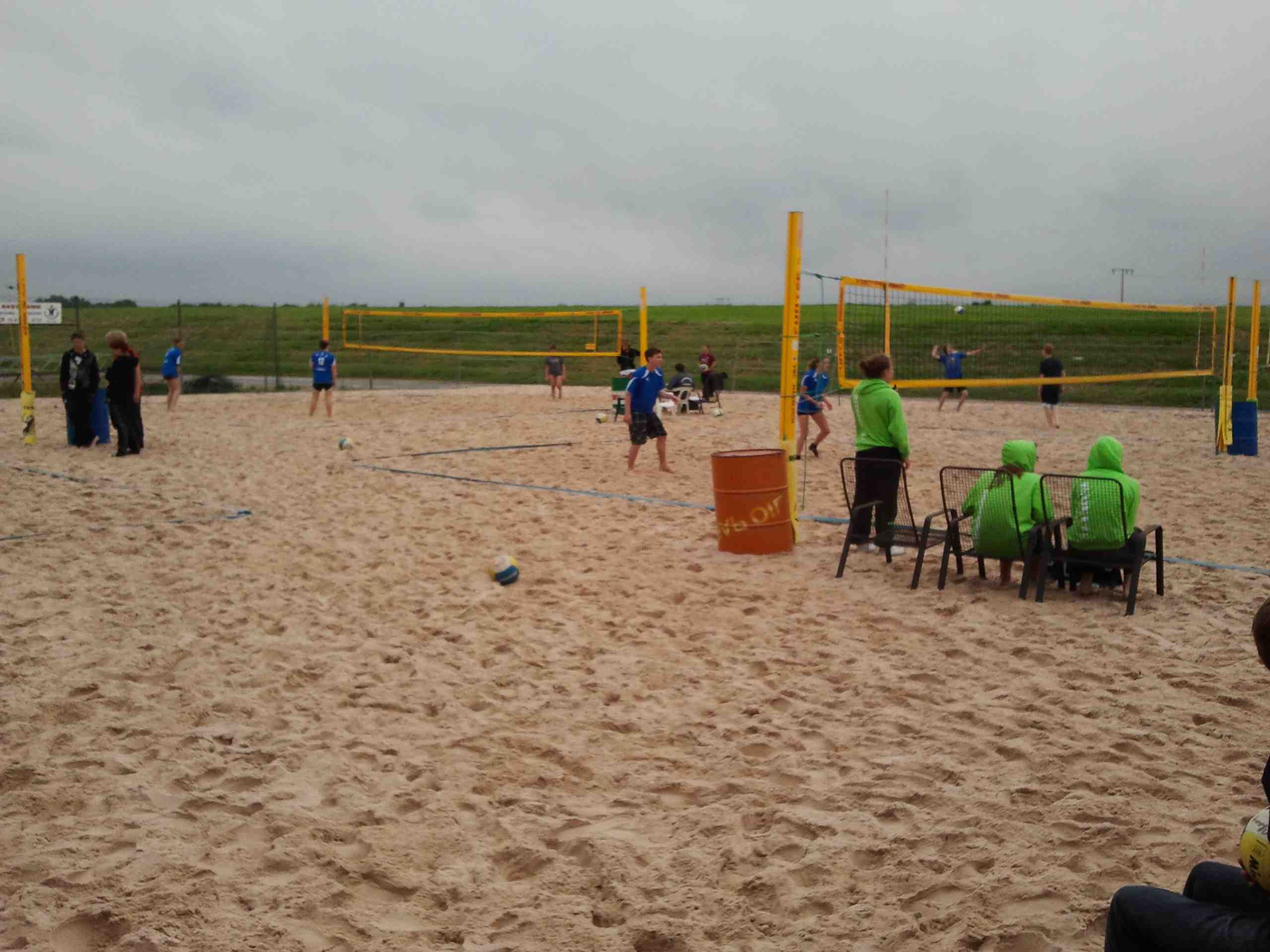 Beachvolleyball-Landesfinale 2011-01