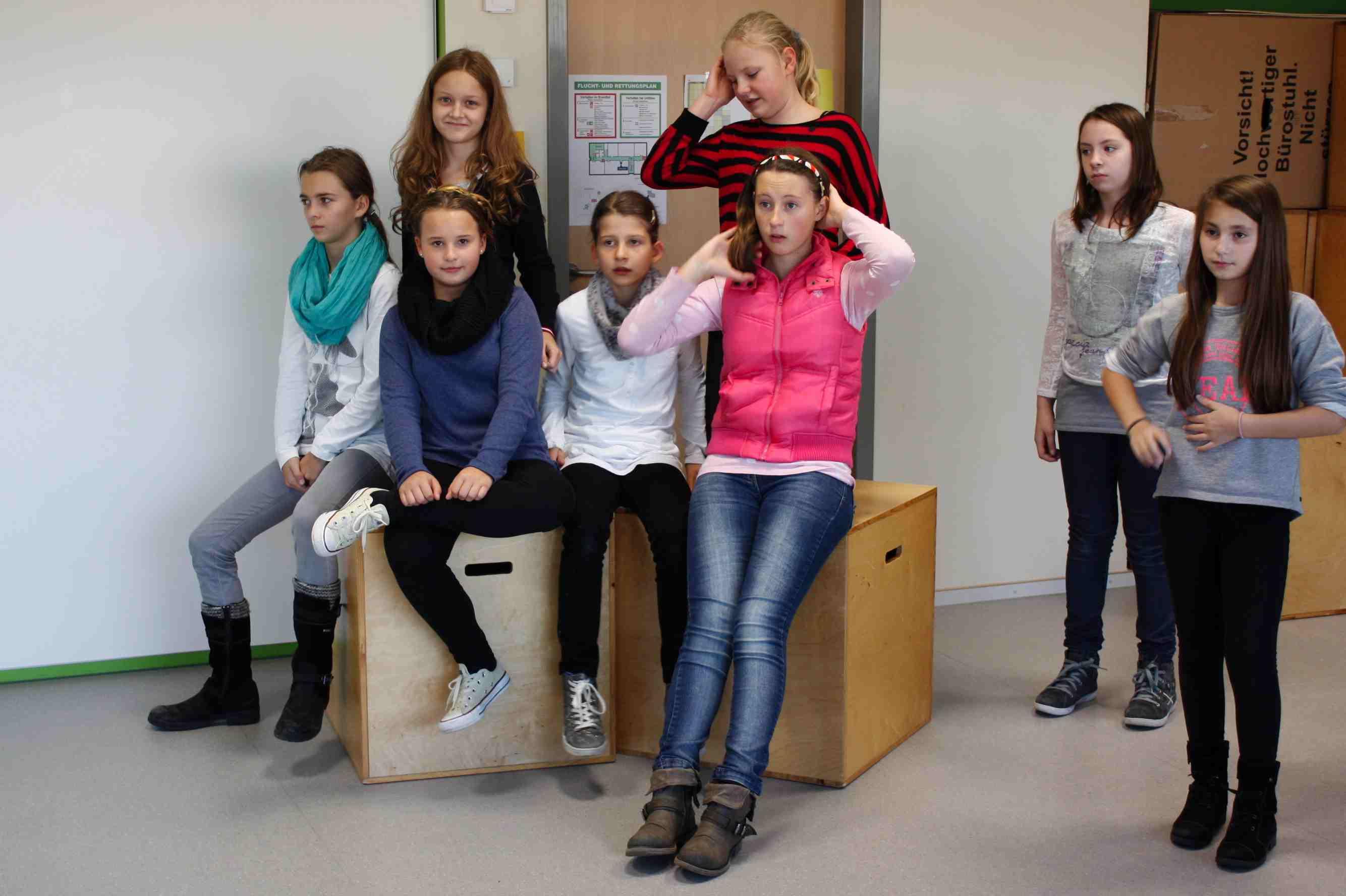 Arbeitsgemeinschaften - Die Theater-AGs - Hannah-Arendt